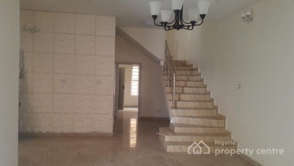 Brand New 4 Bedroom Semi-detached House with Bq, Idado, Lekki, Lagos, Semi-detached Duplex for Sale