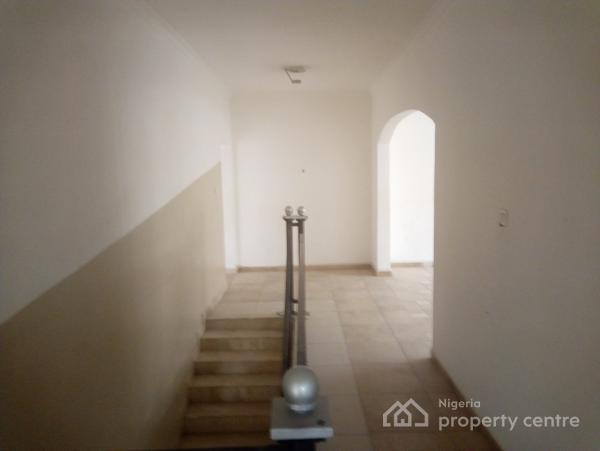 Expatriate Lodge 5 Bedroom Duplex with Bq, Jabi, Abuja, Detached Duplex for Rent