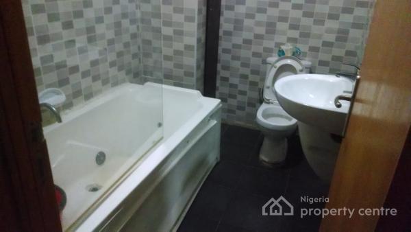 Fully Furnished and Serviced 4 Bedroom Flat and a Room Bq, Safe Court Estate, Ikate Elegushi, Lekki, Lagos, Flat for Rent