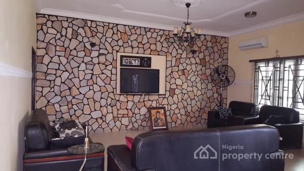 Brand New Well Finished And Fully Furnished 4 Bedroom Terrace Duplex