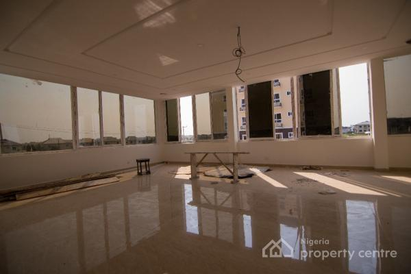 3 Bedroom Luxury Flat and 1 Bq with All Facilities, Osapa, Lekki, Lagos, Block of Flats for Sale