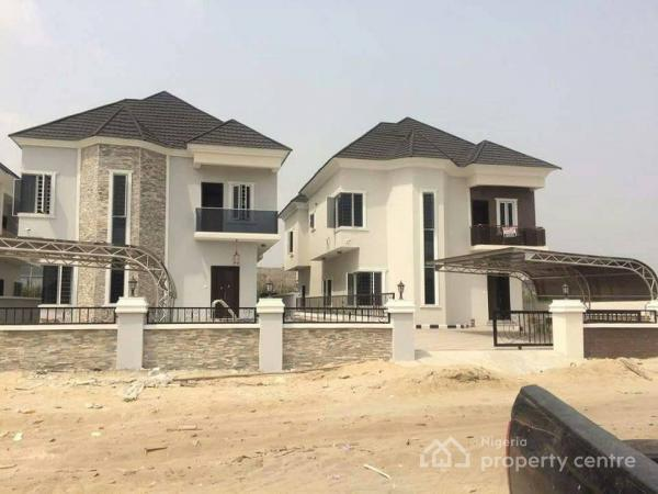 For sale 5 bedroom luxury duplex with swimming pool for Duplex house plans with swimming pool