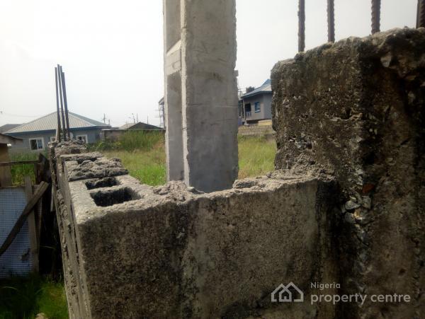 a Plot of Land, Good Luck Side, Ori-oke, Ogudu, Lagos, Mixed-use Land for Sale
