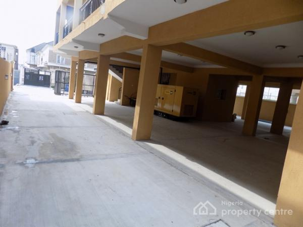 Luxury 18 Units of One Bedroom, Bakare Estate, Chevy View Estate, Lekki, Lagos, Mini Flat for Rent