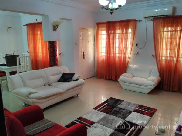 Serviced 3 Bedroom Flat, Close to Bolton White Hotel, Area 11, Garki, Abuja, Flat for Rent