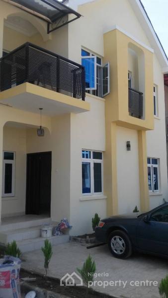 ... 4 Bedroom Terrace Duplex With 1 Room Boys Quarter, Plot 608, Grandview  Estate, ...
