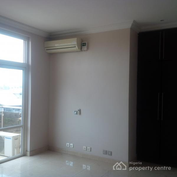 Beautifully Finished 3 Bedroom Flat with 1 Room Bq, Parkview, Ikoyi, Lagos, House for Rent