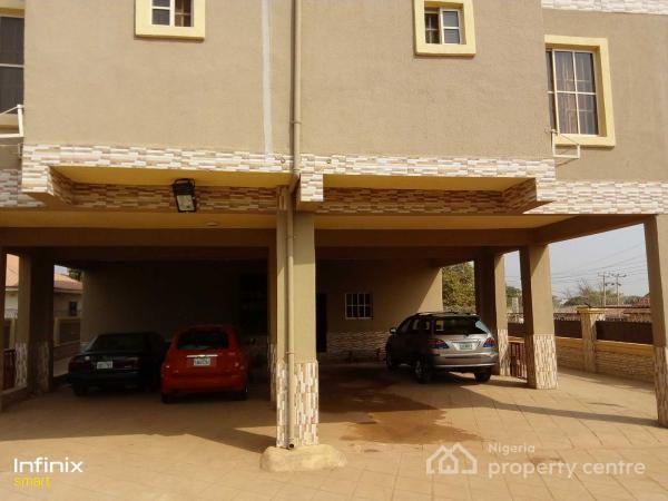 1 Bedroom Flat, God of Elijah Ministry Road, Jukwoyi, Abuja, Mini Flat for Rent