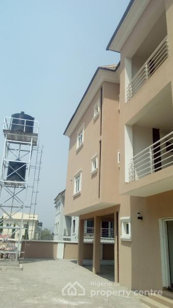 Brand New 3 Bedroom Flat, By Mobil, Mabuchi, Abuja, Flat for Rent