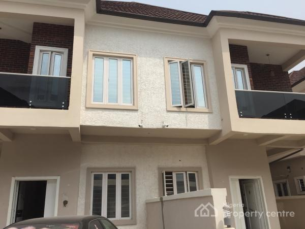 for sale four bedroom semi detached duplex lekki expressway lekki lagos 4 beds 4 baths ref 227898 nigeria property centre