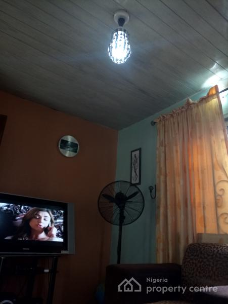 Furnished and Serviced Room and Parlour, Off Channels Road, Isheri Via Ojodu Berger, Ojodu, Lagos, Mini Flat Short Let