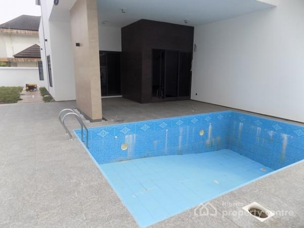 For Sale Luxury 5 Bedroom Fully Detached Duplex With Swimming Pool Off Road 3 Vgc Lekki
