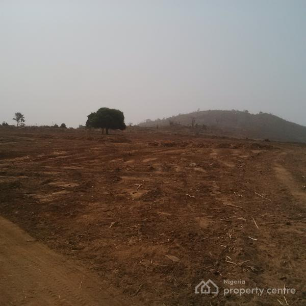 Estate Plots for 5 Bedroom Duplex, Maitama Extension, Entrance Via Mpape Junction, Maitama District, Abuja, Residential Land for Sale