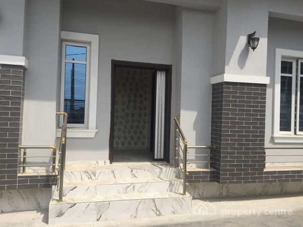 For Sale 5 Bedroom Detached House With Swimming Pool Chevy View Estate Lekki Lagos 5 Beds