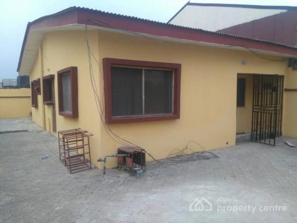 Exclusive 3 Bedroom Stand Alone Apartment Abraham Adesanya Estate Ajah Lagos Semi