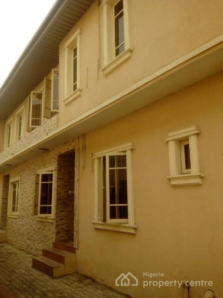 4 Bedroom Semi-detached, Behind Ocean Crest School, Lekki Phase 1, Lekki, Lagos, Semi-detached Duplex for Rent