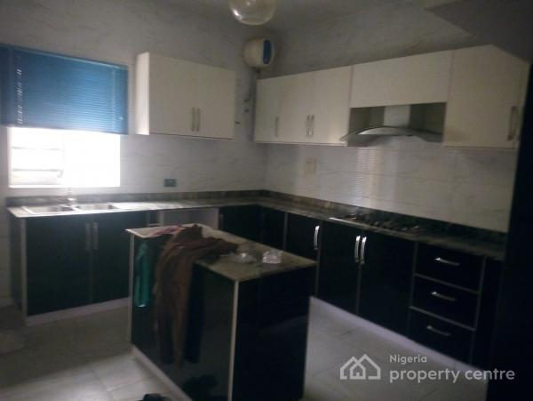 Brand New 4 Bedroom Detached Duplex, By Chevron Drive, Lekki Expressway, Lekki, Lagos, Semi-detached Duplex for Rent