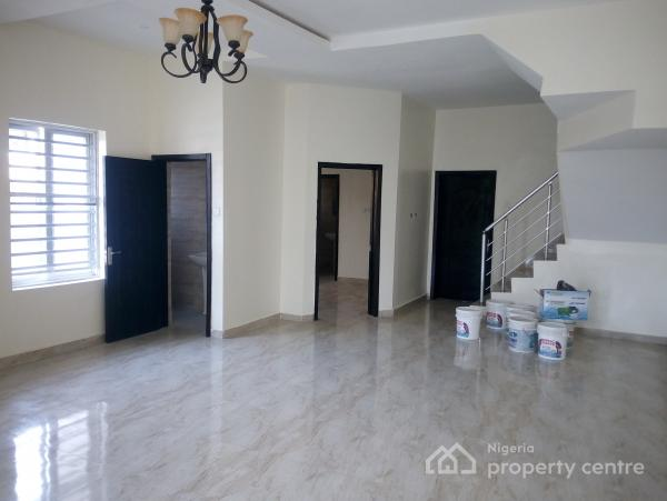 Brand New 4 Bedroom Detached Duplex, By Orchid Road, Chevron, Lekki Expressway, Lekki, Lagos, Semi-detached Duplex for Rent
