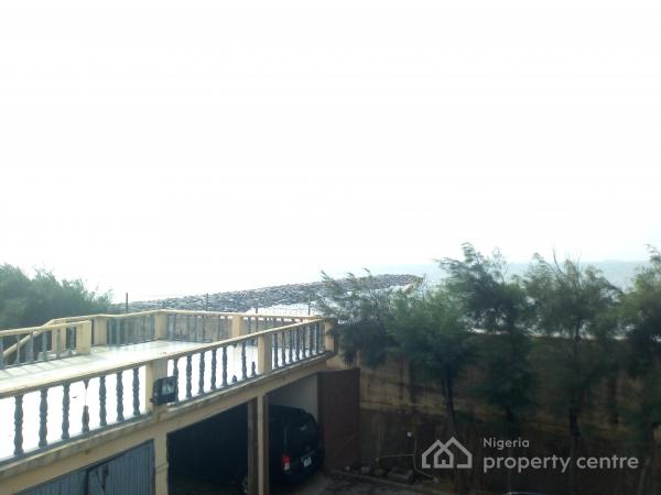 Waterfront 5 Bedrooms Mansion with 2 Rooms Servant Quarters, Goshen Estate,behind Updc - Elf Estate, Lekki Phase 1, Lekki, Lagos, Detached Duplex for Sale