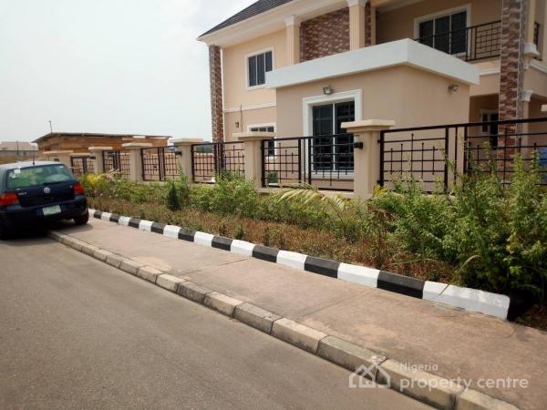 4 Bedroom Detached Duplex with a Bq, Royal Gardens Estate, Ajiwe, Ajah, Lagos, Detached Duplex for Sale