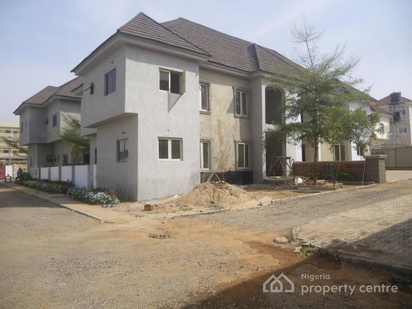 4 Bedrooms+bq, Wuye, Abuja, Semi-detached Duplex for Sale
