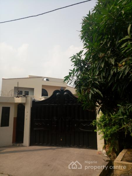 6 Bedroom Detached with 4 Bq and S/pool, Victoria Island Extension, Victoria Island (vi), Lagos, Detached Duplex for Rent