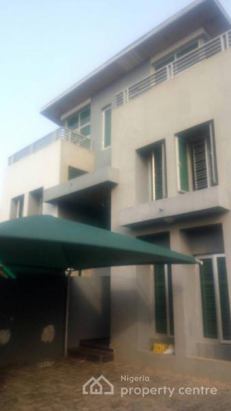 Luxury 4 Bedroom Town House, 13 B, Budget Road, Mapplewood Estate, Oko-oba, Agege, Lagos, Terraced Duplex for Rent