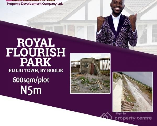 You Cant Miss This:plots of Land at Royal Flourish,eluju Town Ajah with Excision, Fenced and Gated, Behind The Ibeju Local Govt Secretariat, Eluju, Ibeju Lekki, Lagos, Residential Land for Sale