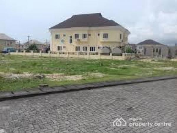 a 800sqm Dry Plot of Land Located in a Serene and Secured Neighborhood, Northern Foreshore Estate, Chevy View Estate, Lekki, Lagos, Residential Land for Sale