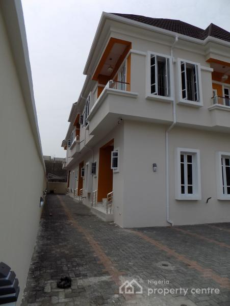 Fantastically Finished 3 Units of 4 Bedroom Detached Duplex with a Room Staff Quarters, Lekki Right Side, Lekki Phase 1, Lekki, Lagos, Terraced Duplex for Sale