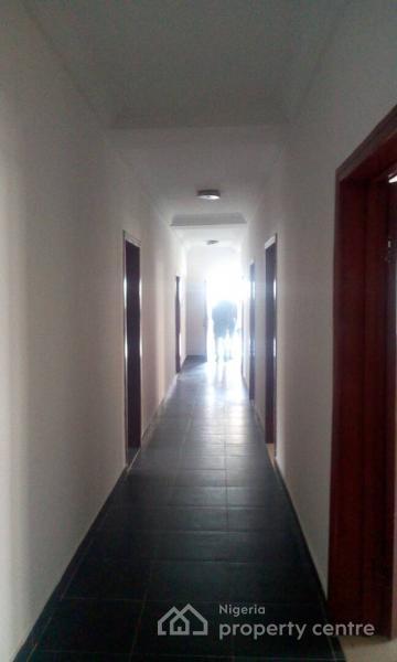 Luxury 3 Bedroom with Studio Room (self Compound), Agungi, Lekki, Lagos, Flat for Rent