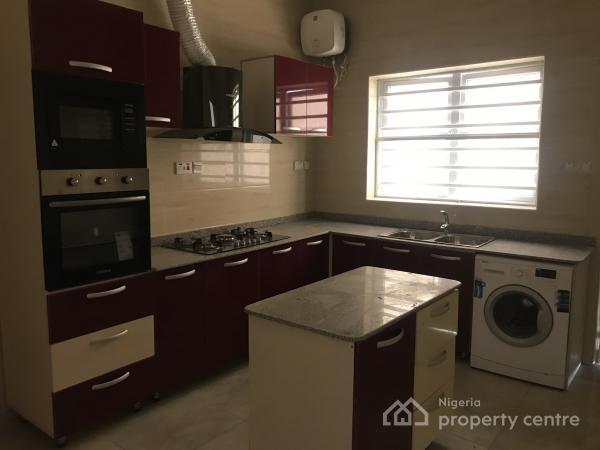 Luxury 4 Bedroom Semi-detached Duplex, Idado, Lekki, Lagos, Semi-detached Duplex for Sale