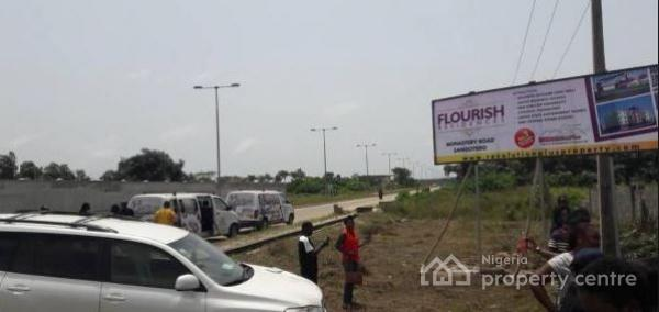 Flourish Residences, Monastery Road, By Novare Shoprite Mall, Opposite Lagos Jubilee Homes, Eti-osa Lga, Sangotedo, Ajah, Lagos, Residential Land for Sale