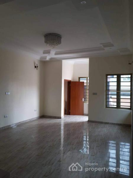 Four Bedroom House, Located in Estate Off Ajiran Road, Lekki Phase 2, Lekki, Lagos, Semi-detached Duplex for Sale