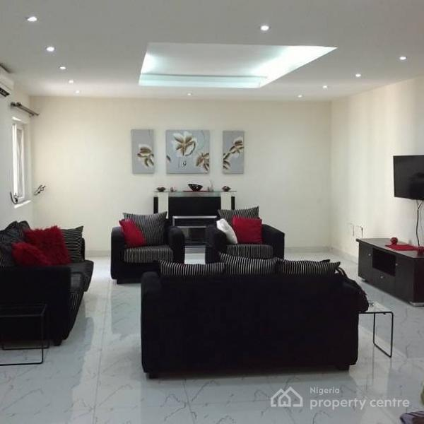 Nice 3 Bedroom House For Rent: Short Let: Luxury 3 Bedroom Flat With Beautiful Finishing