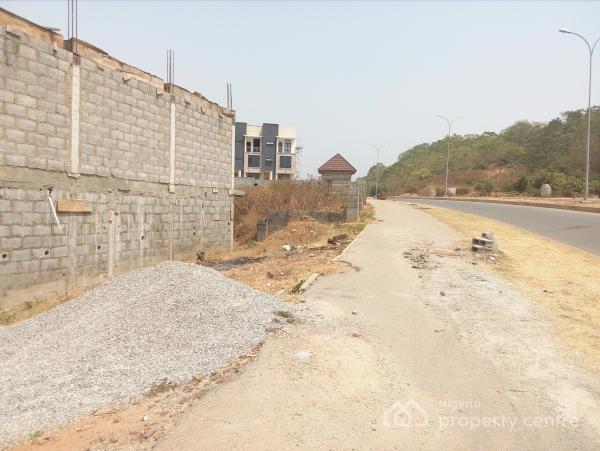4 Bedroom Terrace Duplex Plus Bq, By Coza, Guzape District, Abuja, Terraced Duplex for Sale