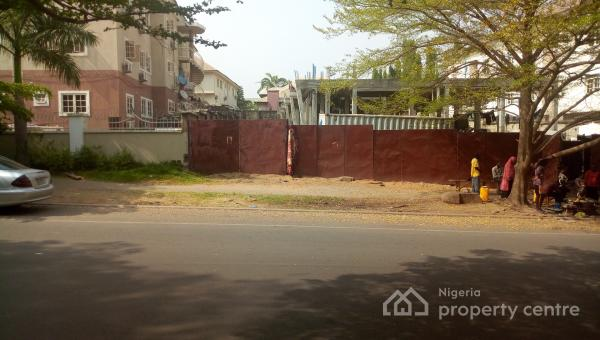 1000sqm Land with Uncompleted Structure, Ebitu Ukiwe, Jabi, Abuja, Residential Land for Sale