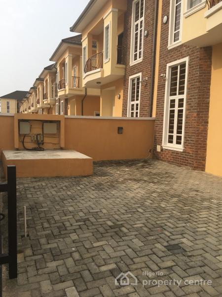Lovely 4 Bedroom Semi-detached House, South Lake Estate, Ologolo, Lekki, Lagos, Semi-detached Duplex for Sale