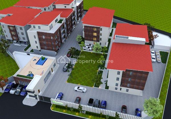 3 Bedroom Apartment  at T M Meadows, Osholanke Street, Ebute Metta East, Yaba, Lagos, Block of Flats for Sale