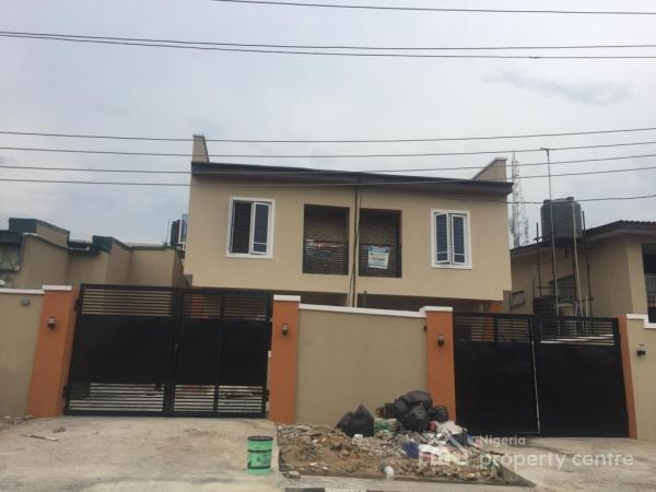 New 2bedroom Semidetached Duplex+bq, Omole Phase 1, Ikeja, Lagos, Semi-detached Duplex for Sale
