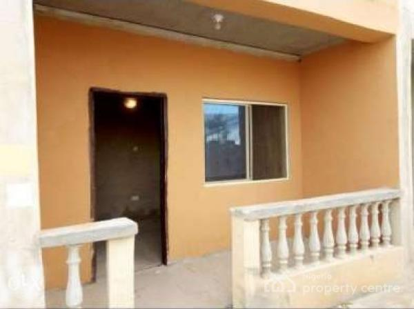 Newly Built Studio Apartment (single Room with Personal Toilet and Kitchen), Second Gate, Around Lagos State Polytechnic, Odogunyan, Ikorodu, Lagos, Self Contained (single Rooms) for Rent