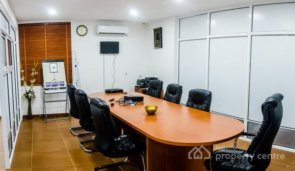 Comfortable Boardroom, Block B, 2nd Floor,  Plot 111 & 112, Shashilga Court, Jahi, Abuja, Conference / Meeting / Training Room for Rent