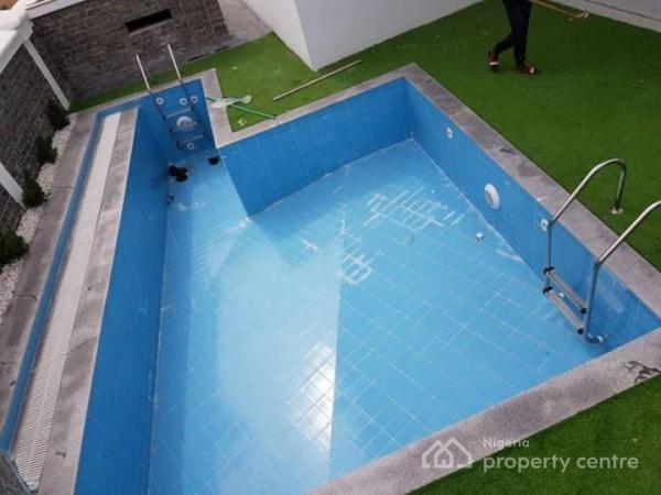 Brand New 5 Bedroom Duplex with Swimming Pool (p²), Acadia Gardens Estate, Lekki, Lagos, Detached Duplex for Sale