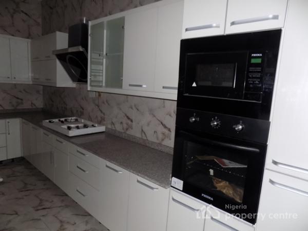 Tastefully Finished 5 Bedroom Fully Detached with Bq, Osapa, Lekki, Lagos, Detached Duplex for Sale