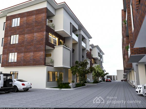 2 Bedroom Apartment at T M Meadows, Tm Meadows, Osholake Street, Ebute Metta East, Yaba, Lagos, Block of Flats for Sale
