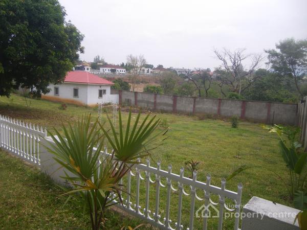 5 Bedrooms+ 2 Rooms Bq, Maitama District, Abuja, Detached Duplex for Rent