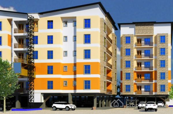 For Sale Luxurious And Fully Finished 3 Bedroom Apartment Brookes Courts Apartment Osapa