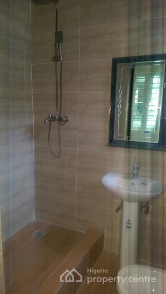 Lovely New Four Bedroom Semi Detached House with Bq, Ikota Villa Estate, Lekki, Lagos, Semi-detached Duplex for Rent