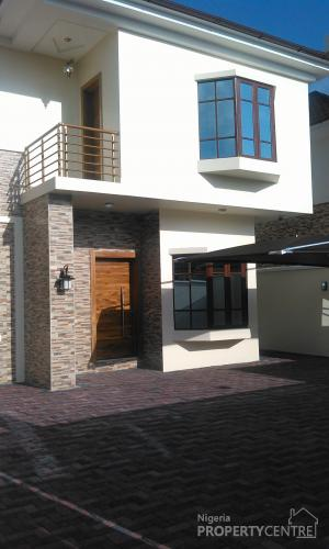 For Sale Best Deal Exquisitely Finished 5 Bedroom Duplex Swimming Pool Built In Inverters
