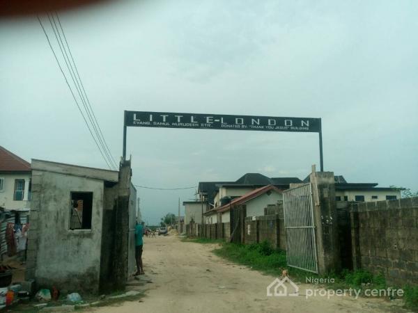 3 Bedroom Flat, Little London, Abijo, Lekki, Lagos, House for Rent